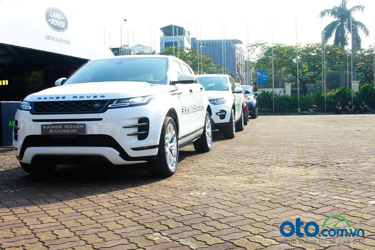 """""""Trên tay"""" Range Rover Evoque 2020 vừa ra mắt vượt mọi địa hình a16"""