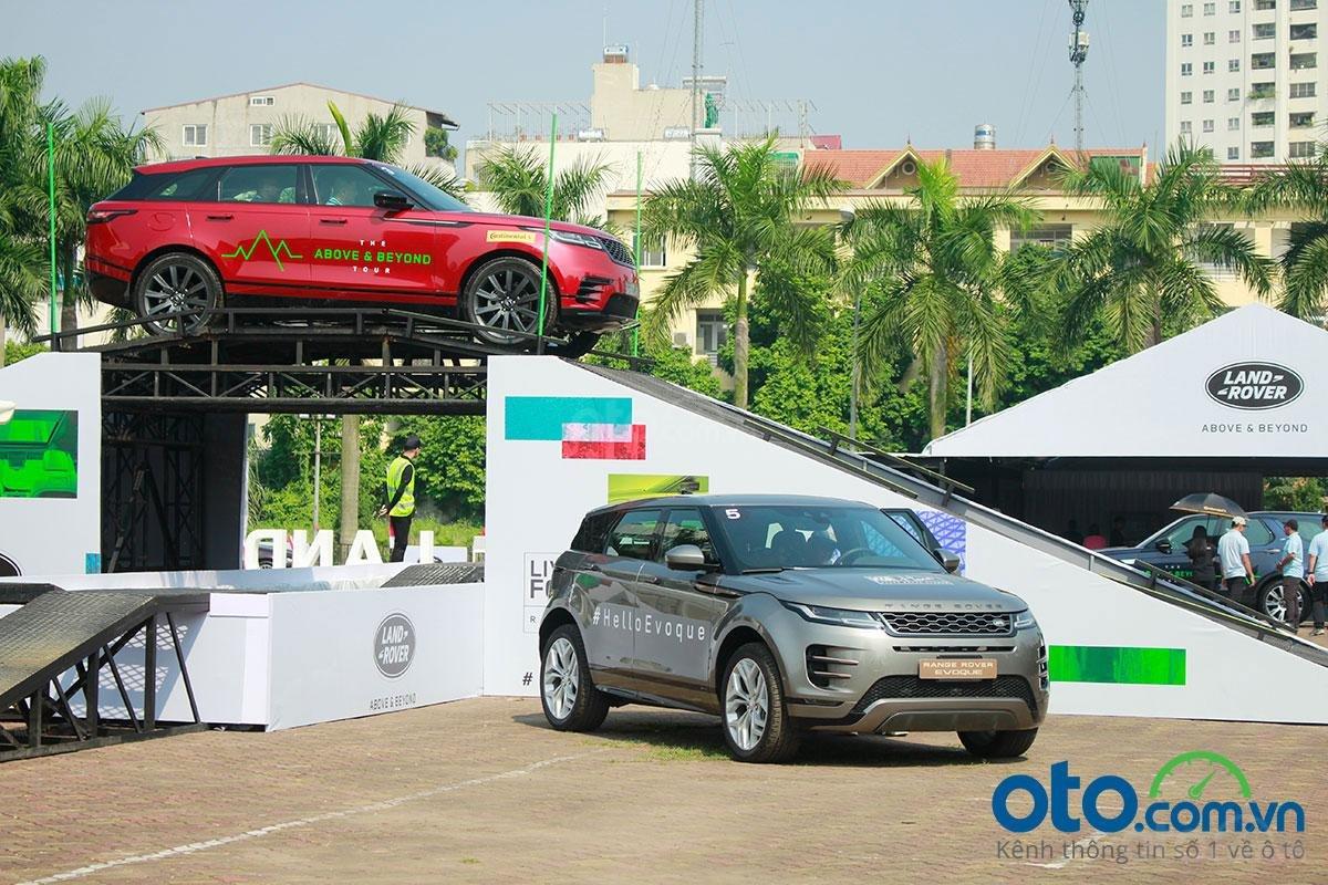"""""""Trên tay"""" Range Rover Evoque 2020 vừa ra mắt vượt mọi địa hình a27"""