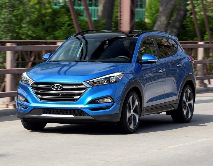 Hyundai Tucson 2018 có nhiều điểm ấn tượng