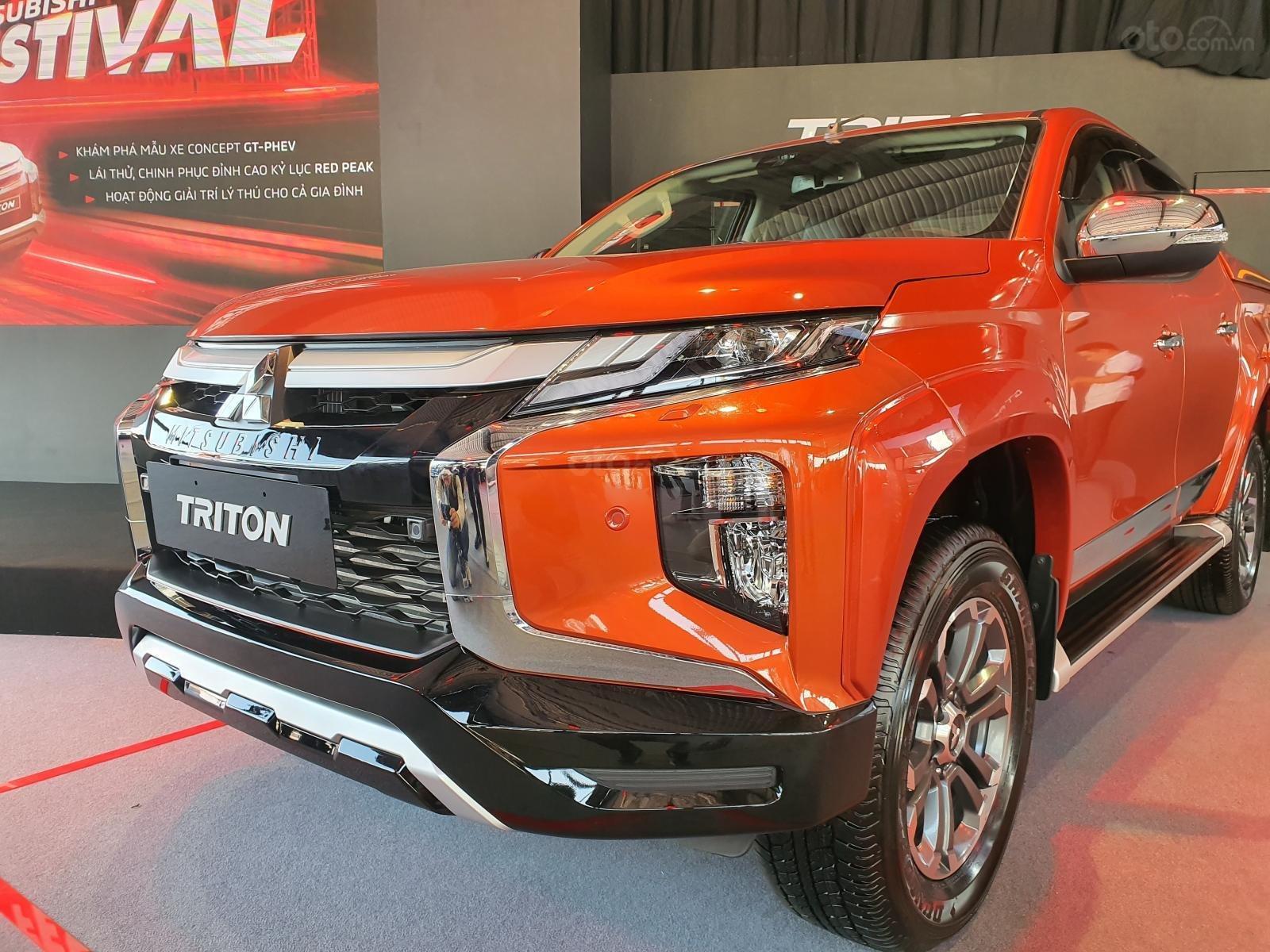 Thông số kỹ thuật xe Mitsubishi triton 2020 vừa ra mắt Việt Nam a1
