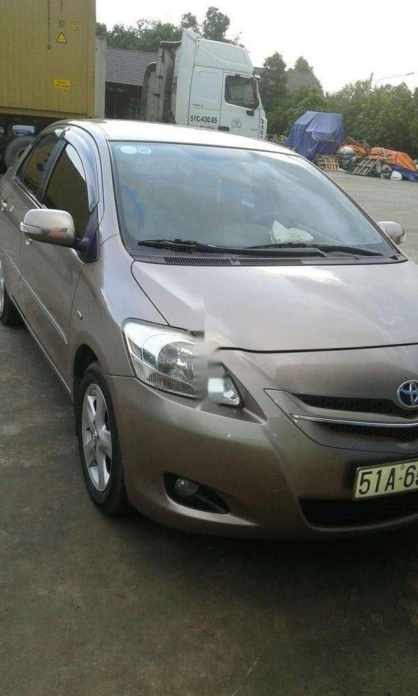 Bán xe Toyota Vios 2008 chính chủ, giá tốt (1)
