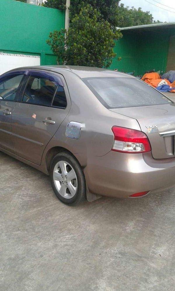 Bán xe Toyota Vios 2008 chính chủ, giá tốt (4)