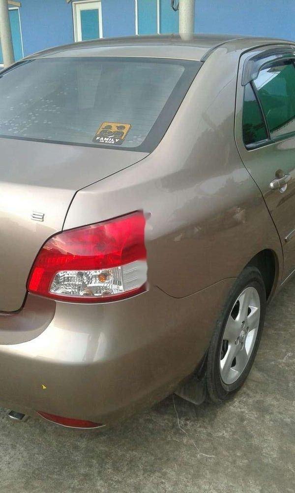 Bán xe Toyota Vios 2008 chính chủ, giá tốt (3)