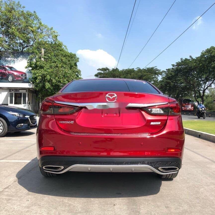 Bán xe Mazda 6 đời 2018, màu đỏ, xe nhập  (2)
