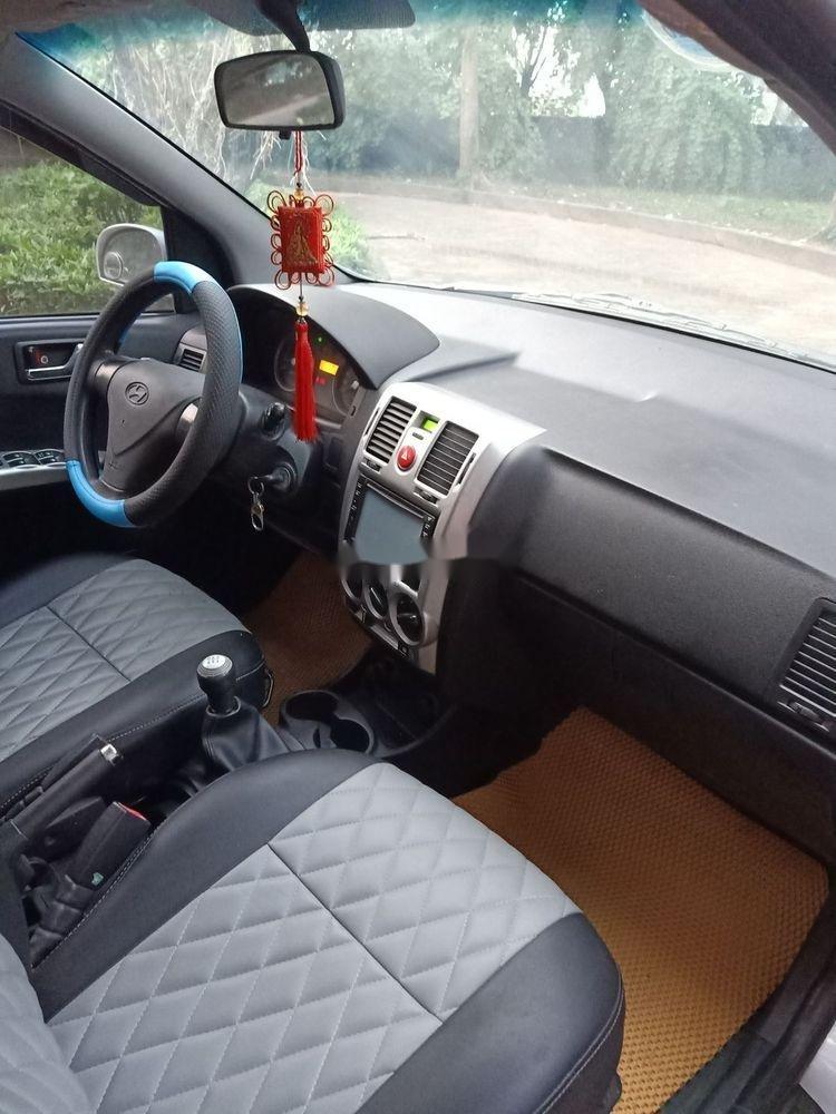 Cần bán Hyundai Getz sản xuất 2009, nhập khẩu nguyên chiếc chính hãng (5)