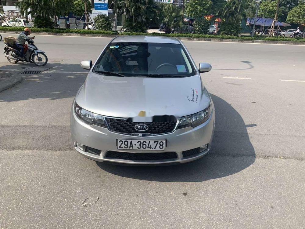 Bán Kia Cerato đời 2010, màu bạc, nhập khẩu  (1)