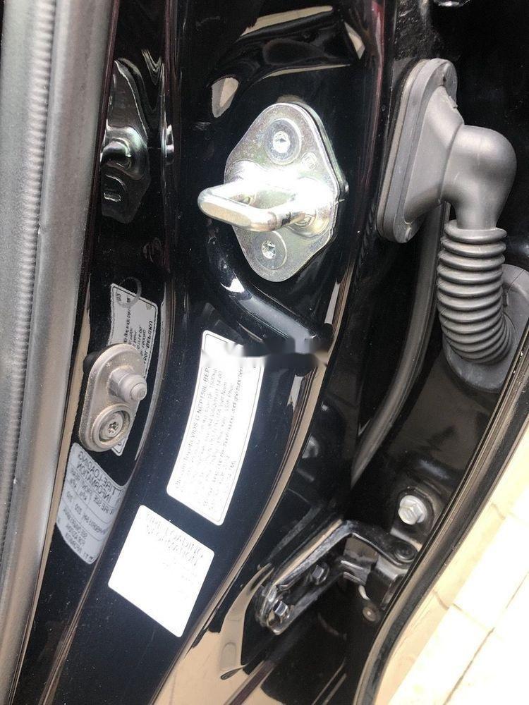Bán Toyota Vios 1.5G 2014, màu đen chính chủ, giá tốt (5)