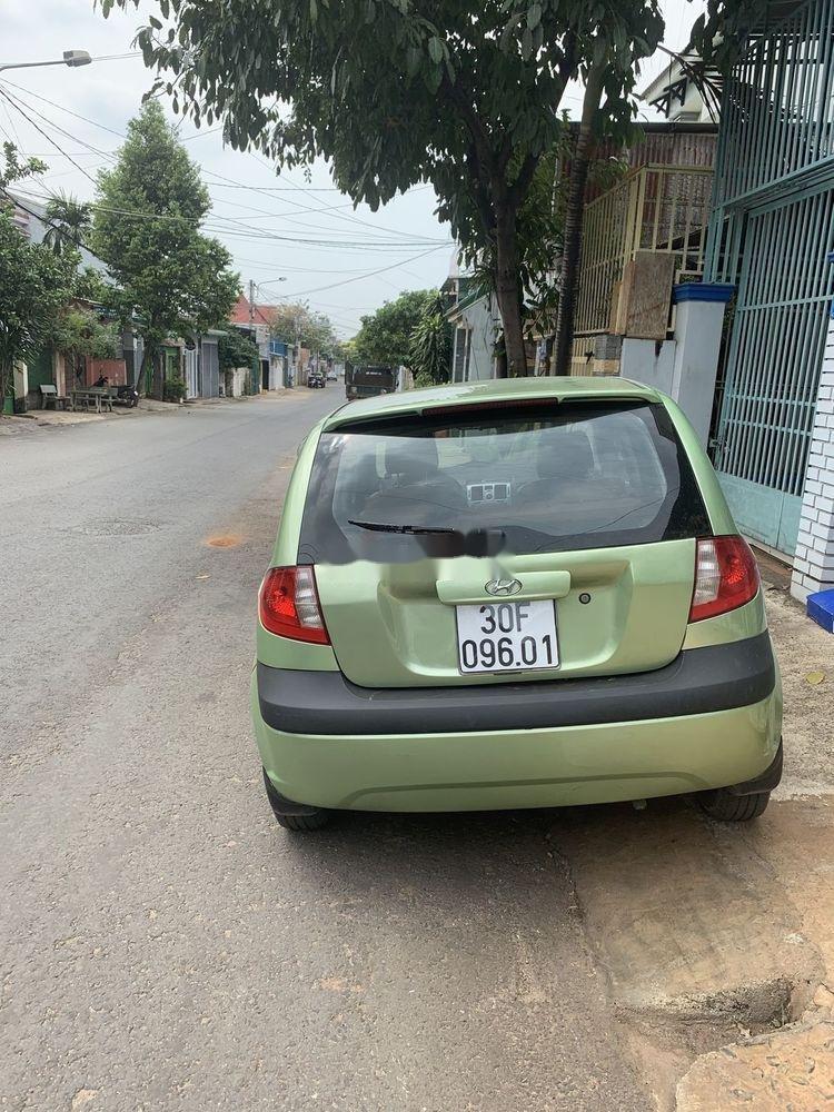 Xe Hyundai Getz MT đời 2009, nhập khẩu nguyên chiếc (4)