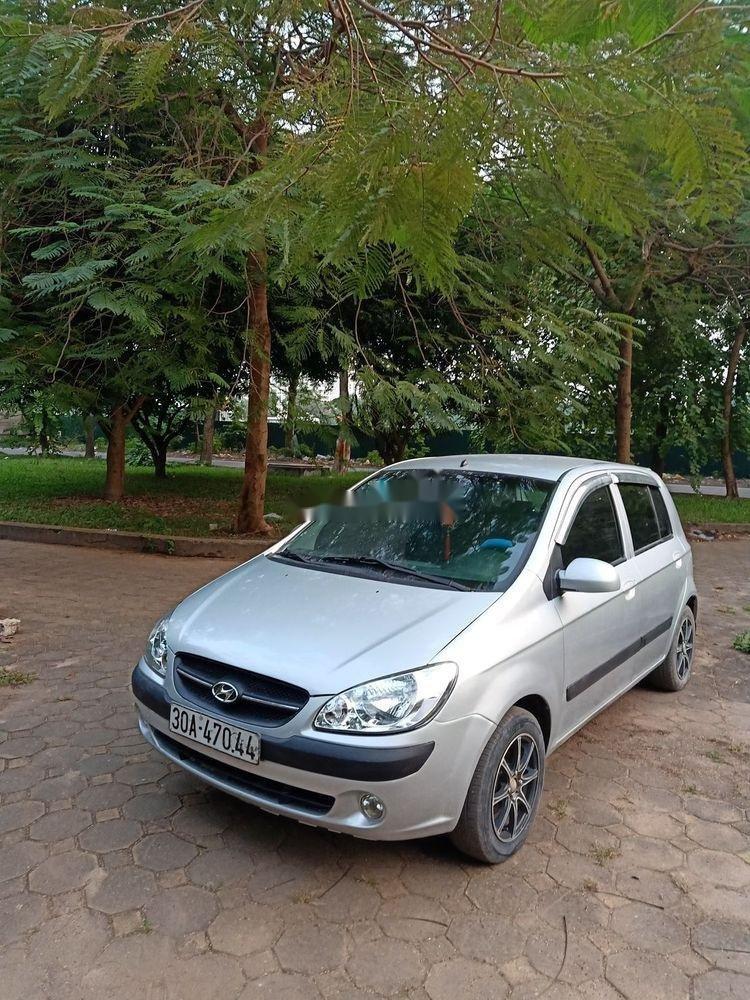 Cần bán Hyundai Getz sản xuất 2009, nhập khẩu nguyên chiếc chính hãng (1)