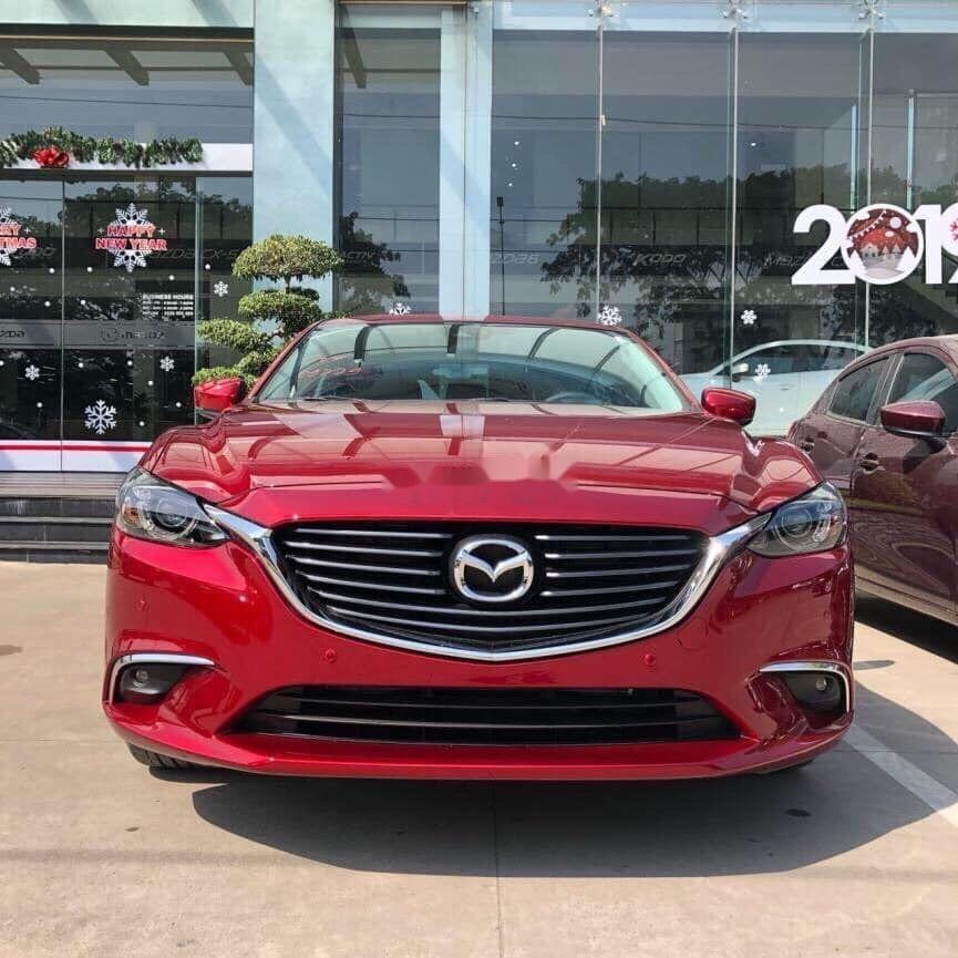 Bán xe Mazda 6 đời 2018, màu đỏ, xe nhập  (3)