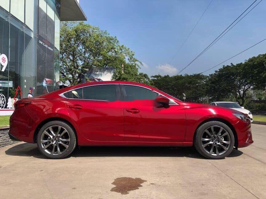Bán xe Mazda 6 đời 2018, màu đỏ, xe nhập  (5)