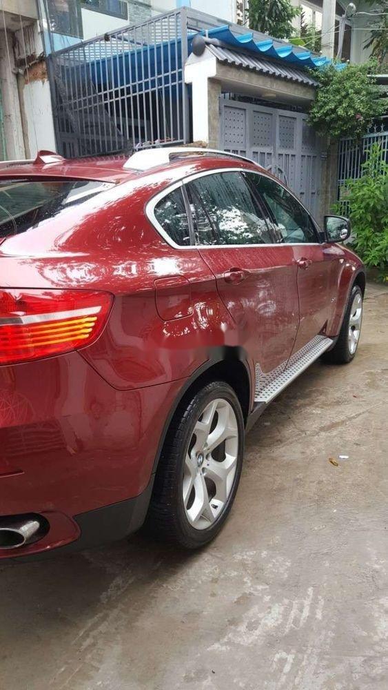 Bán BMW X6 Xdrive 3.5i 2008, màu đỏ, nhập khẩu (9)