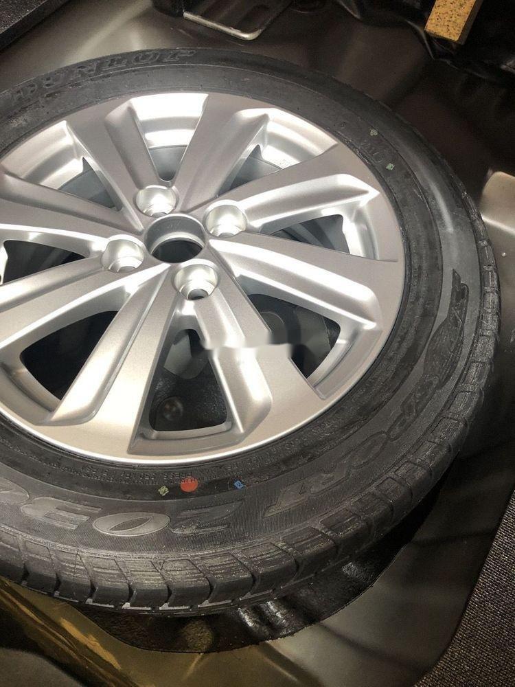 Bán Toyota Vios 1.5G 2014, màu đen chính chủ, giá tốt (8)