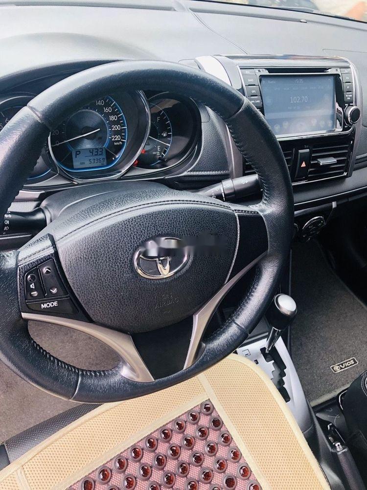 Bán Toyota Vios 1.5G 2014, màu đen chính chủ, giá tốt (4)