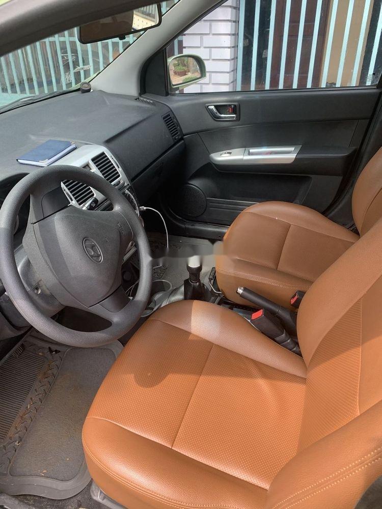 Xe Hyundai Getz MT đời 2009, nhập khẩu nguyên chiếc (3)