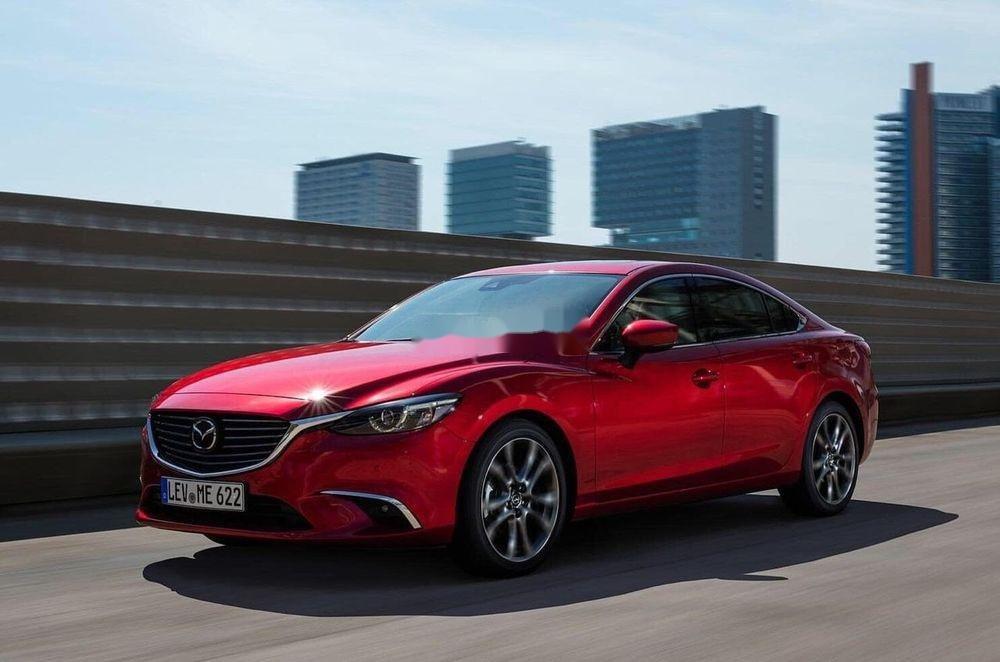 Bán xe Mazda 6 đời 2018, màu đỏ, xe nhập  (1)
