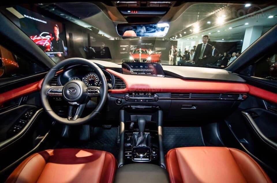 Mazda 3 all new - sẵn xe, đủ màu, giao ngay trong ngày, hỗ trợ trả góp 90% (6)