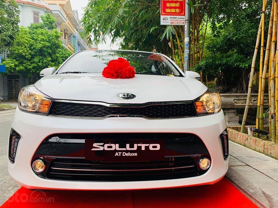 [Kia Thái Bình] Bán Kia Soluto All New 2019, Hotline: 0902 025 890, trả trước chỉ 125 triệu (5)