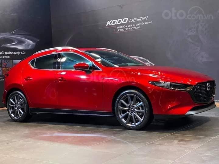 Mazda 3 Sport 2020 hoàn toàn mới - ưu đãi lớn - hỗ trợ trả góp 90% - Hotline: 0973560137 (1)