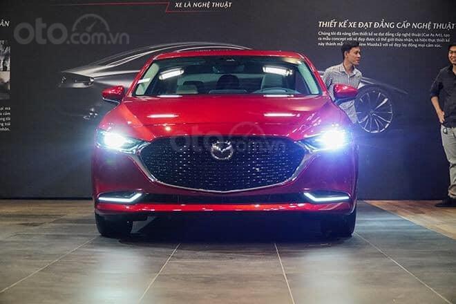 Mazda 3 Sport 2020 hoàn toàn mới - ưu đãi lớn - hỗ trợ trả góp 90% - Hotline: 0973560137 (2)