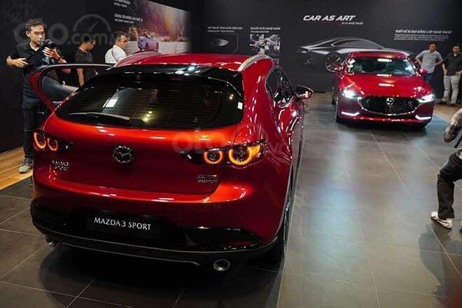 Mazda 3 Sport 2020 hoàn toàn mới - ưu đãi lớn - hỗ trợ trả góp 90% - Hotline: 0973560137 (4)