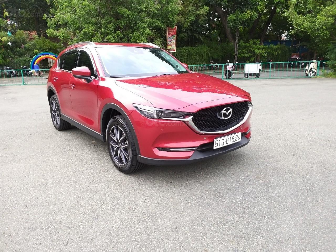 Mazda CX5 2019, xe nhà trùm mền, đỏ siêu sang, siêu mới, mới 99,99% như xe thùng mới xuất hãng, mua tiết kiệm được 150tr (3)