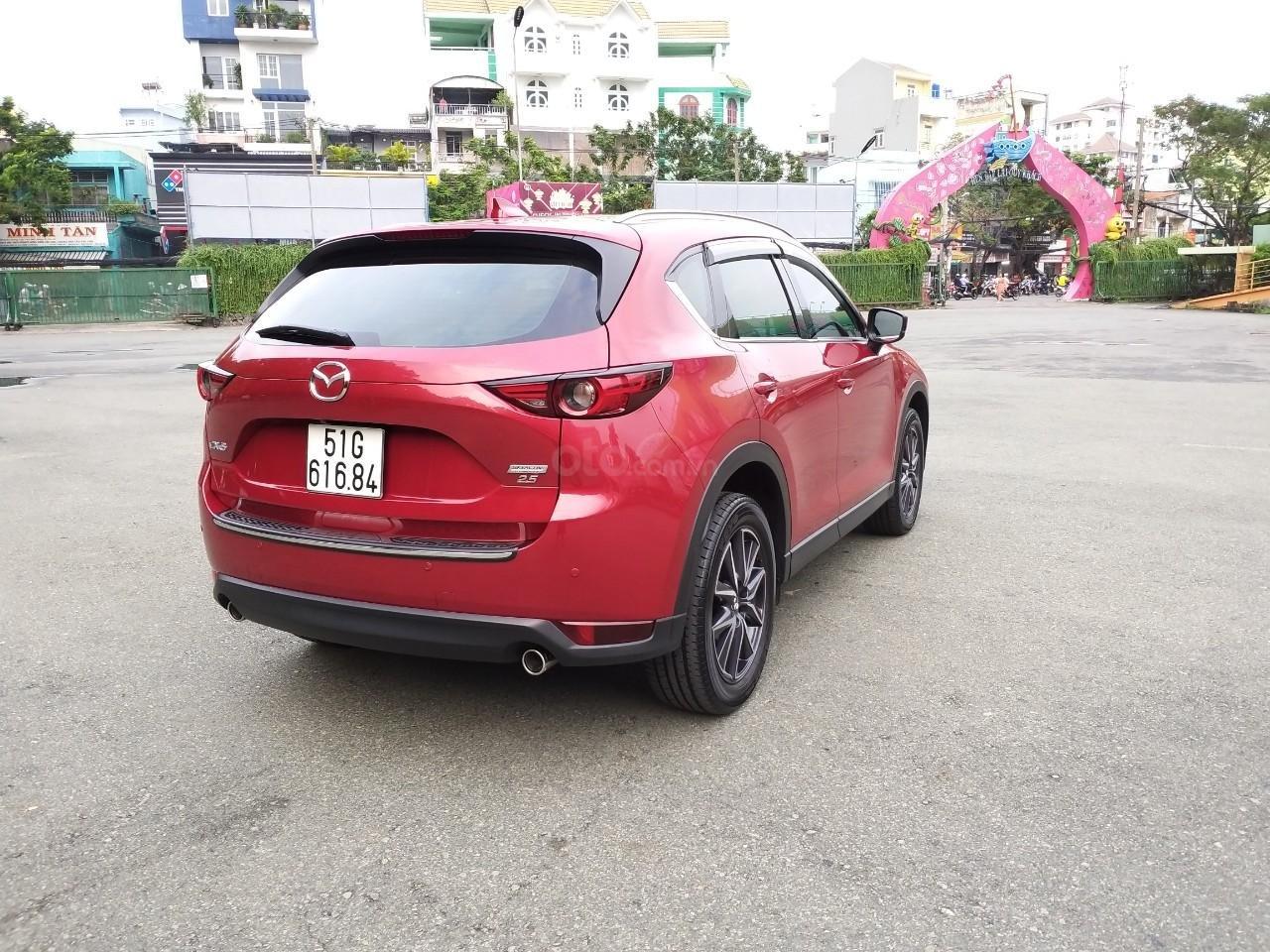 Mazda CX5 2019, xe nhà trùm mền, đỏ siêu sang, siêu mới, mới 99,99% như xe thùng mới xuất hãng, mua tiết kiệm được 150tr (7)