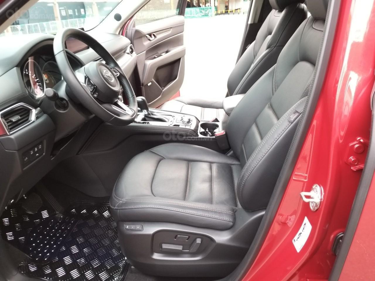 Mazda CX5 2019, xe nhà trùm mền, đỏ siêu sang, siêu mới, mới 99,99% như xe thùng mới xuất hãng, mua tiết kiệm được 150tr (5)