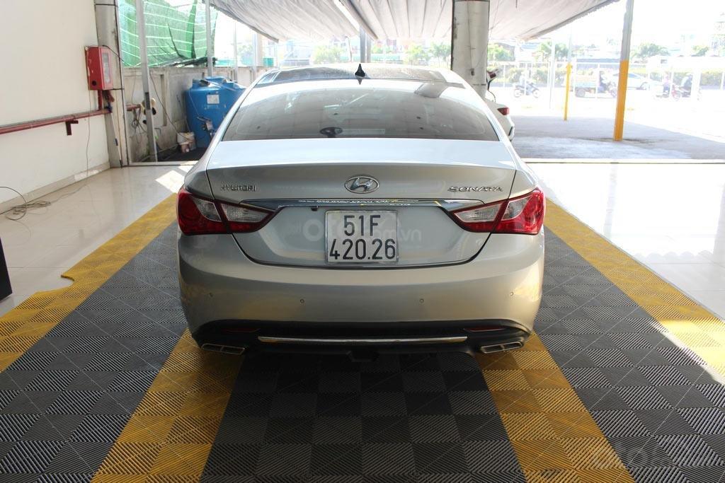 Hyundai Sonata 2.0AT 2012, xe đã kiểm định chất lượng, bao chạy và test (4)