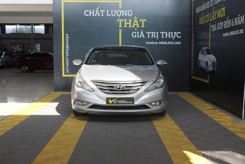 Hyundai Sonata 2.0AT 2012, xe đã kiểm định chất lượng, bao chạy và test (3)