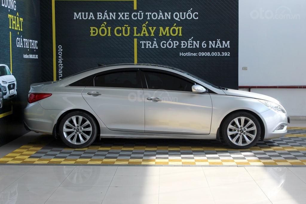 Hyundai Sonata 2.0AT 2012, xe đã kiểm định chất lượng, bao chạy và test (5)