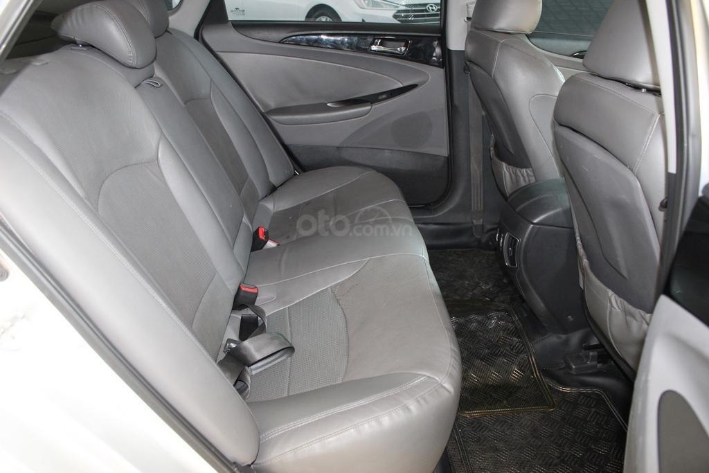 Hyundai Sonata 2.0AT 2012, xe đã kiểm định chất lượng, bao chạy và test (7)