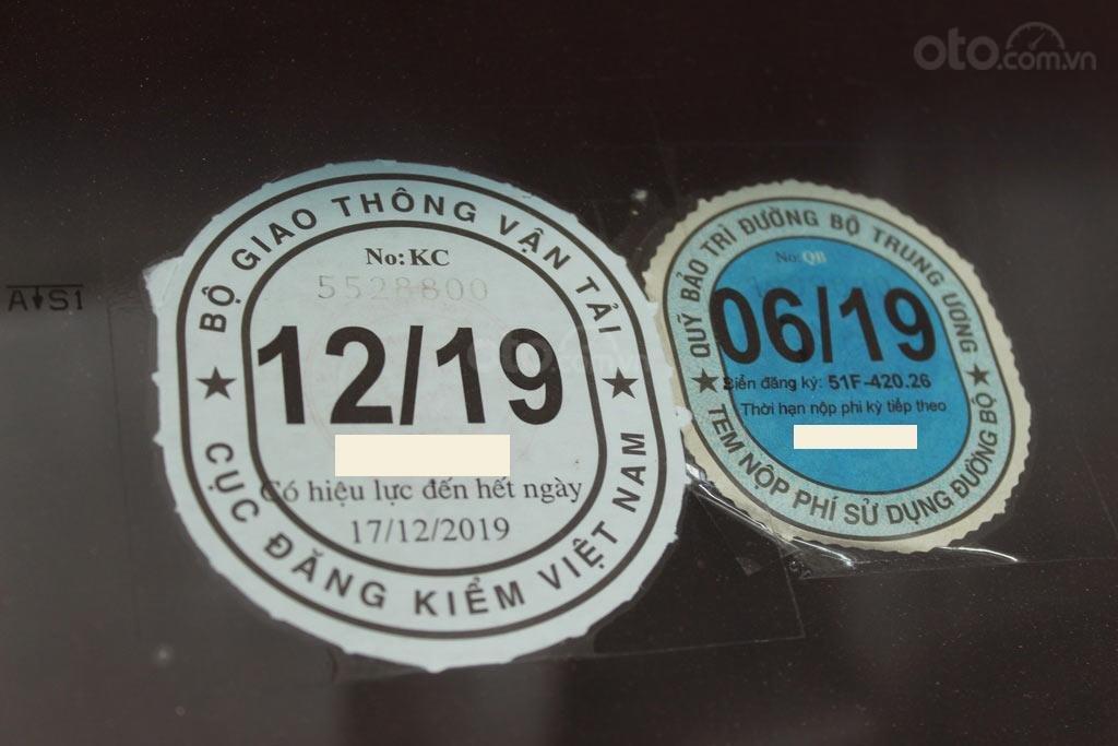 Hyundai Sonata 2.0AT 2012, xe đã kiểm định chất lượng, bao chạy và test (9)