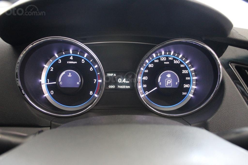 Hyundai Sonata 2.0AT 2012, xe đã kiểm định chất lượng, bao chạy và test (10)