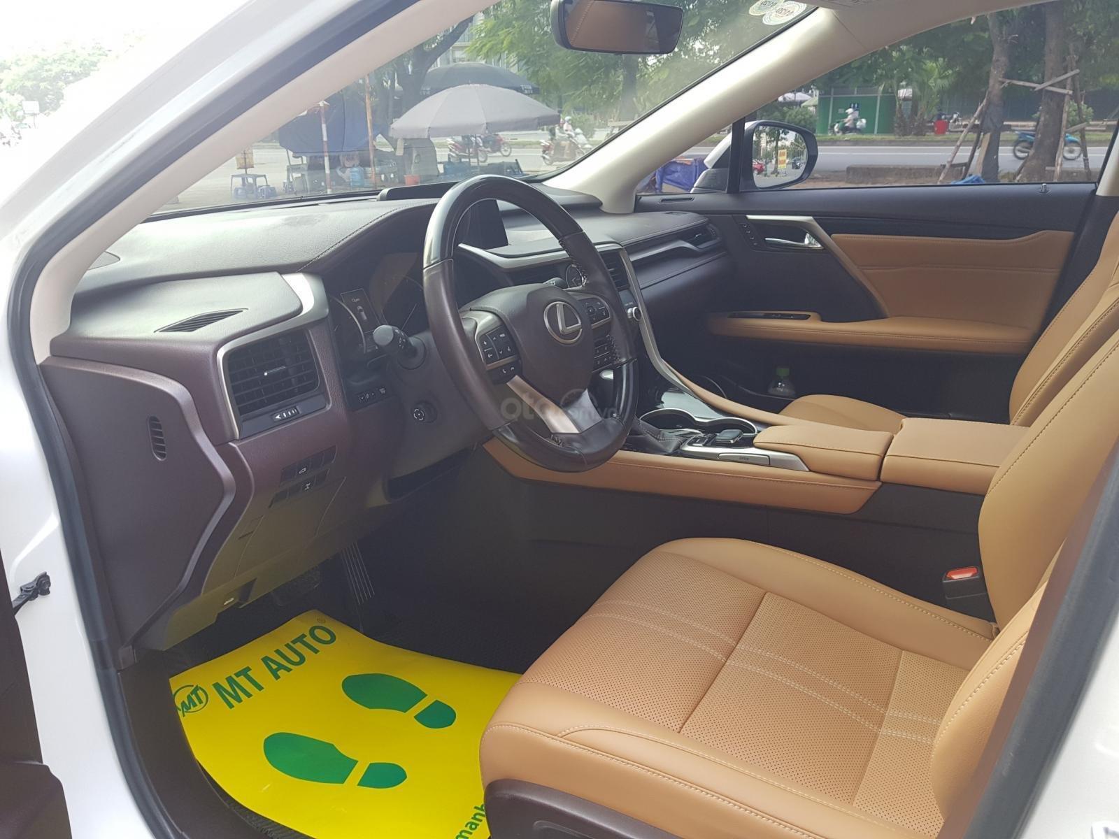 Bán Lexus RX 200T 2017 nhập chính hãng đã qua sử dụng, siêu lướt, LH Ms Ngọc Vy 093.996.2368 (16)