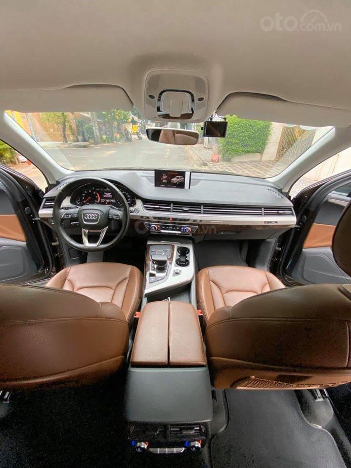 Cần bán Audi Q7 3.0 AT đời 2016, màu nâu, xe nhập (7)