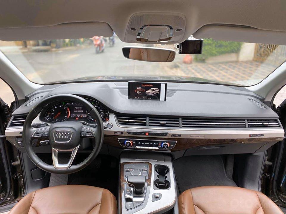 Cần bán Audi Q7 3.0 AT đời 2016, màu nâu, xe nhập (9)