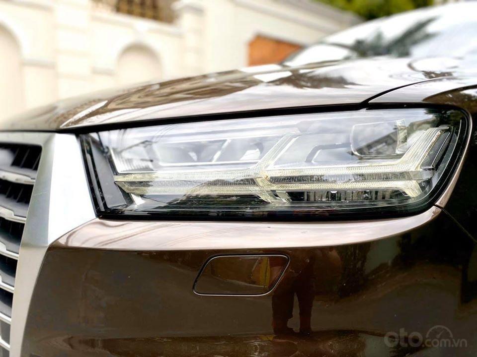 Cần bán Audi Q7 3.0 AT đời 2016, màu nâu, xe nhập (8)