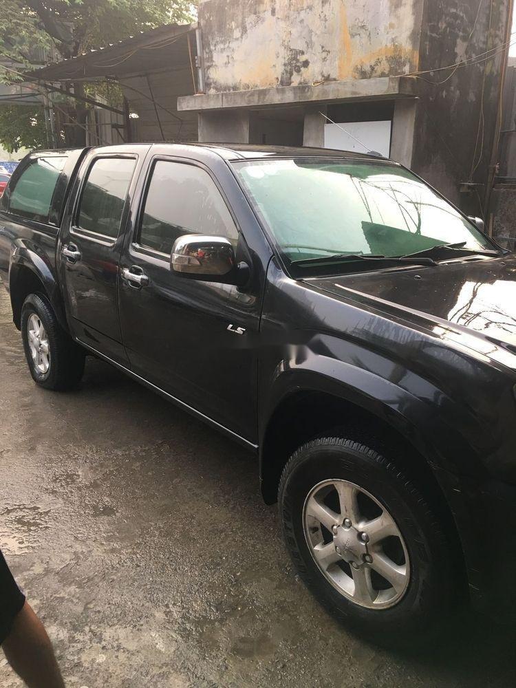 Bán Isuzu Dmax đời 2008, xe nhập, giá 285tr xe nguyên bản (2)