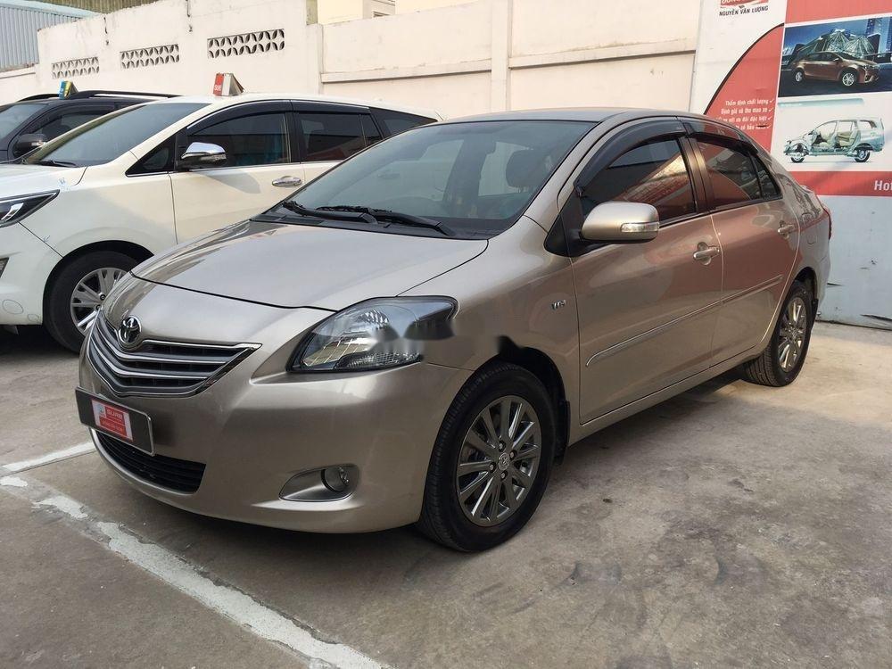 Cần bán xe Toyota Vios G AT năm sản xuất 2013 (1)
