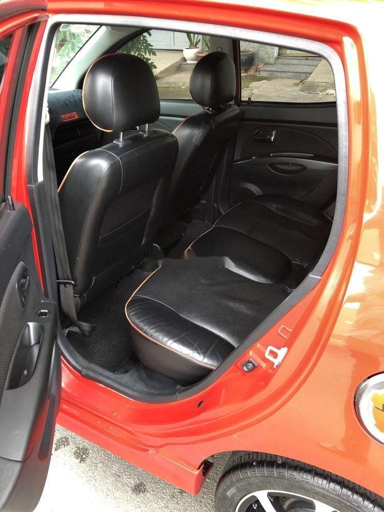 Bán xe Kia Morning 2011, màu đỏ, nhập khẩu nguyên chiếc như mới (9)