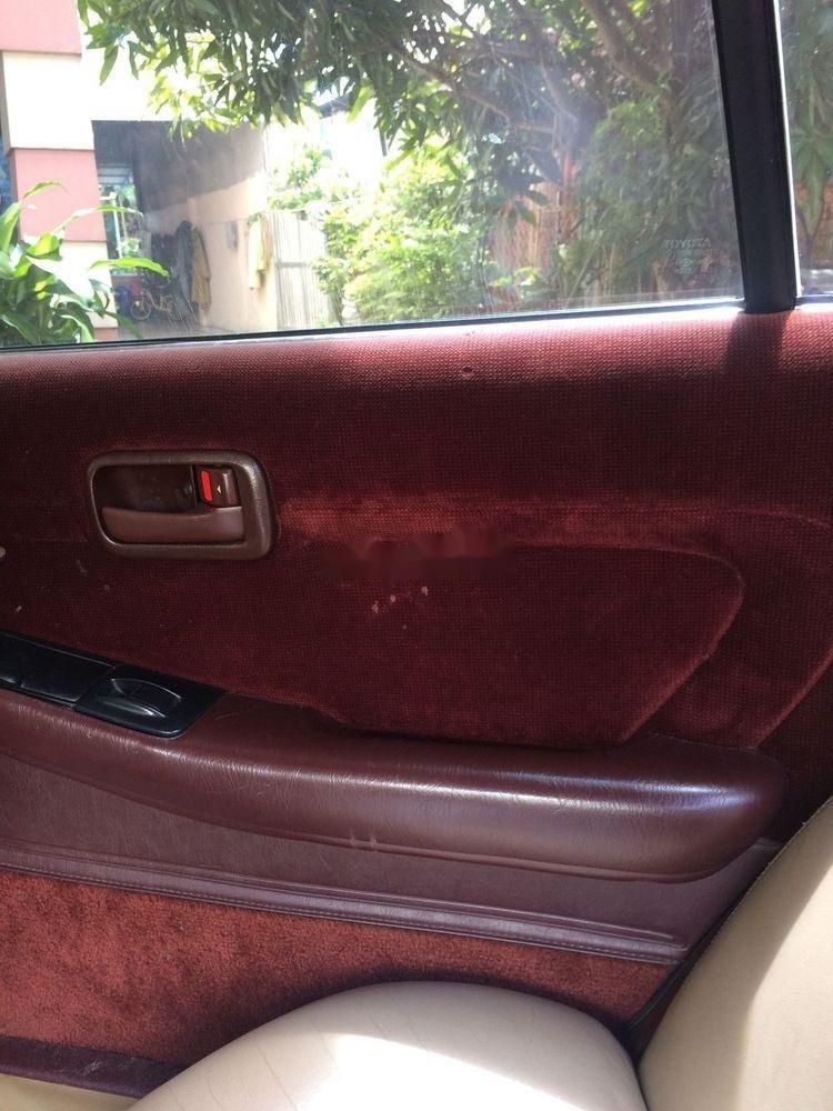 Bán Toyota Cressida năm sản xuất 1996, màu đỏ, nhập khẩu nguyên chiếc chính hãng (6)