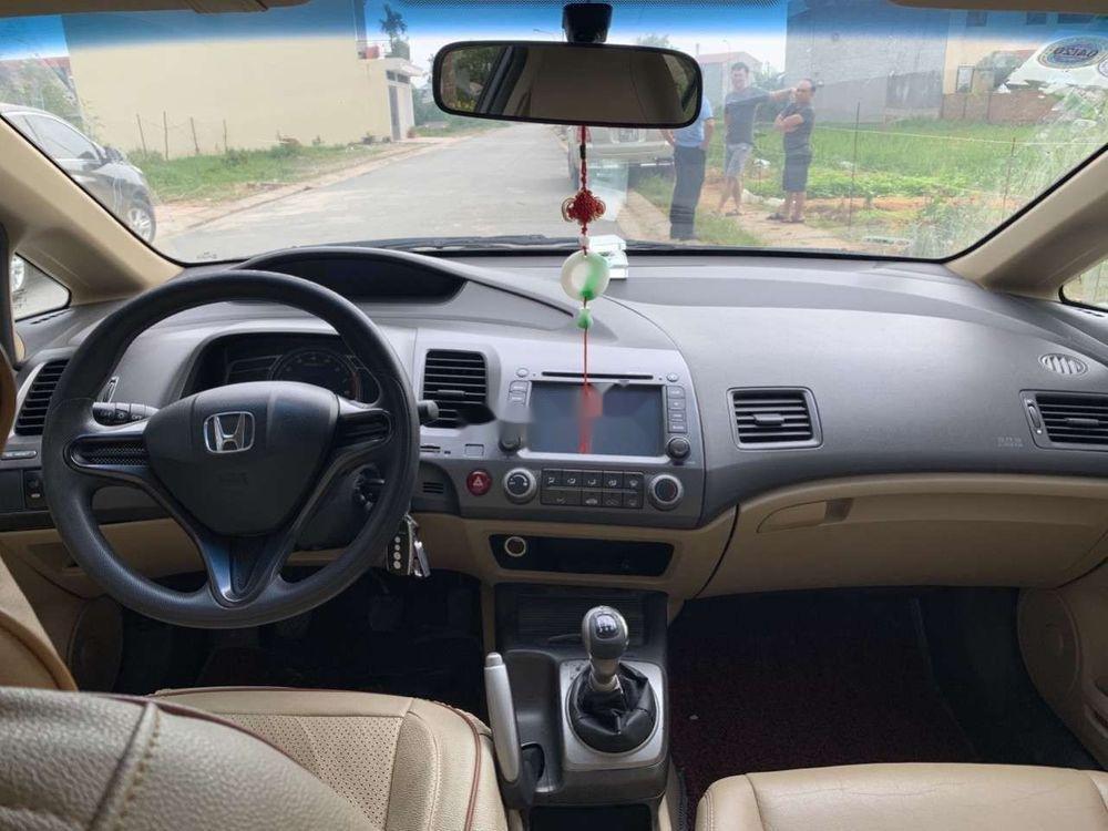 Cần bán gấp Honda Civic sản xuất 2008, màu xanh lam, giá 270.2tr xe nguyên bản (5)