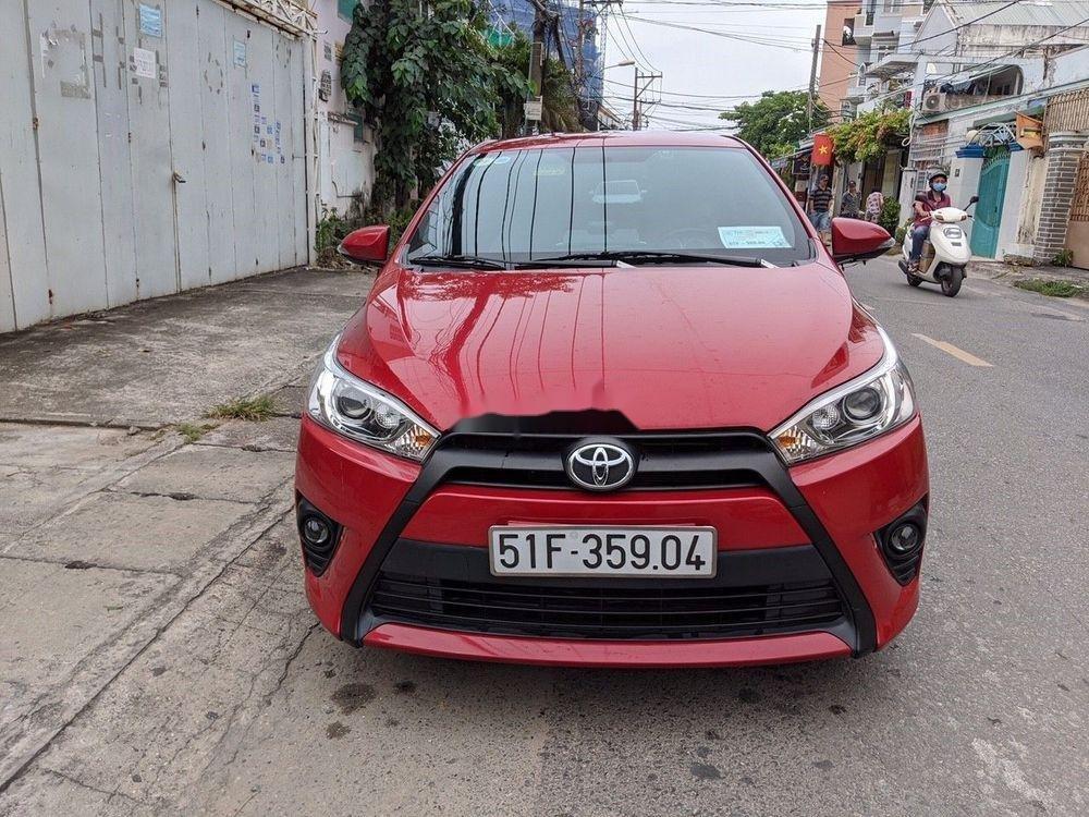 Bán Toyota Yaris sản xuất 2015, nhập chính hãng (4)
