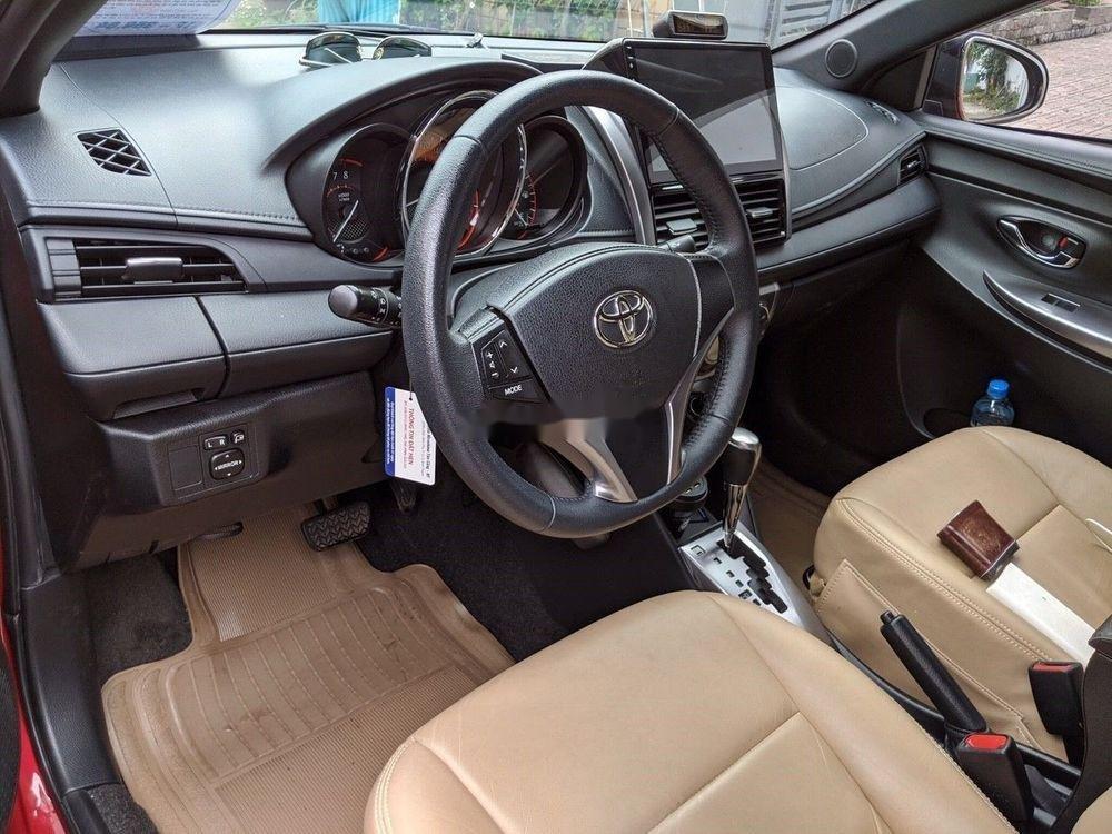 Bán Toyota Yaris sản xuất 2015, nhập chính hãng (6)