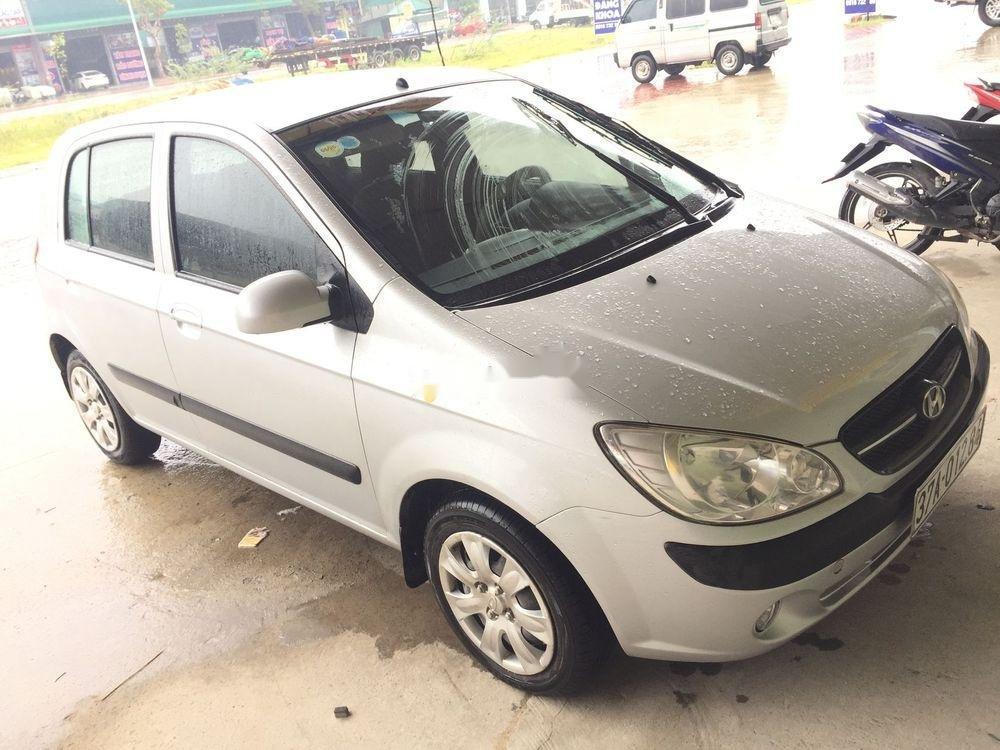Bán Hyundai Getz năm sản xuất 2010, nhập khẩu nguyên chiếc giá tốt (1)