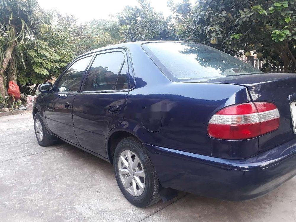 Cần bán xe Toyota Corolla MT sản xuất năm 2001, xe nhập, giá 95tr (4)