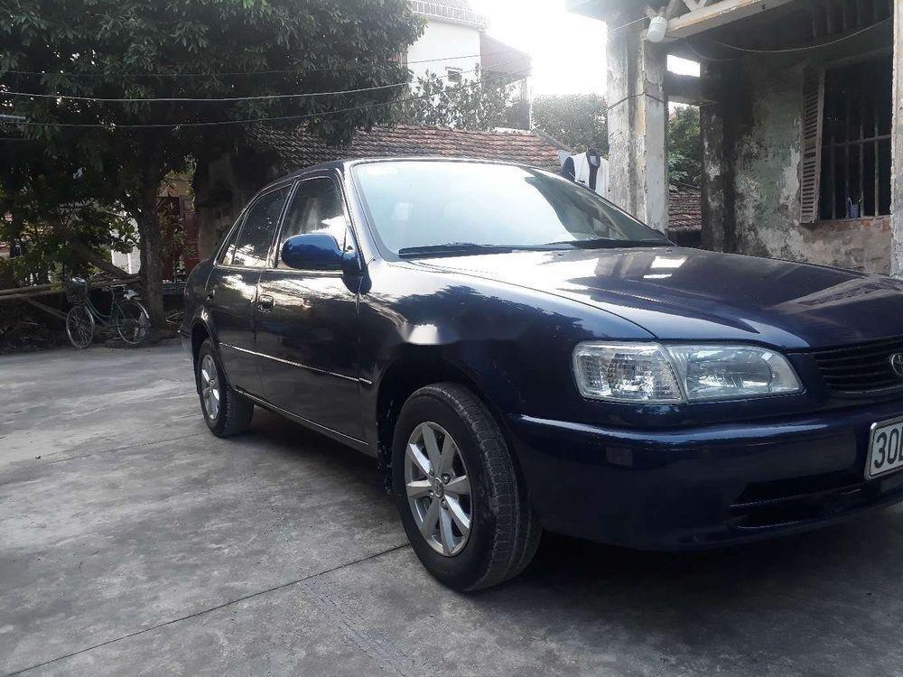 Cần bán xe Toyota Corolla MT sản xuất năm 2001, xe nhập, giá 95tr (2)