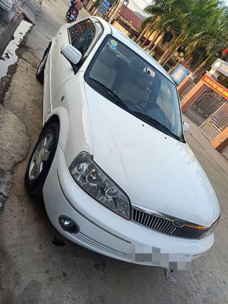 Bán Ford Laser 2003, màu trắng còn mới (2)