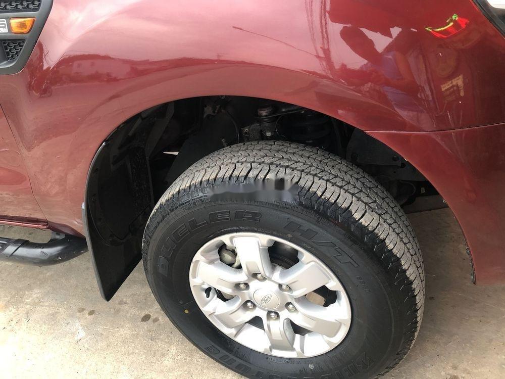 Bán Ford Ranger AT đời 2013, màu đỏ chính chủ giá cạnh tranh (4)